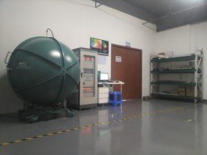 TUBU testing room for IES file
