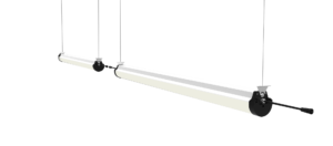 emergency led tri-proof light fixtures