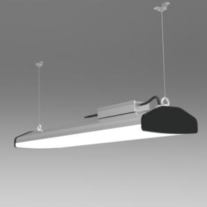0.9m 3 foot DLC 150W LED High Bay | TUBU