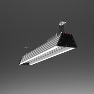 1.2m 4ft 150W UGR19 Anti-glare LED High Bay Fixtures IP65 | TUBU