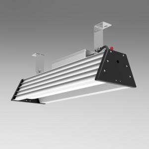 100w 2 foot LED high bay shop lights 122-277V | TUBU