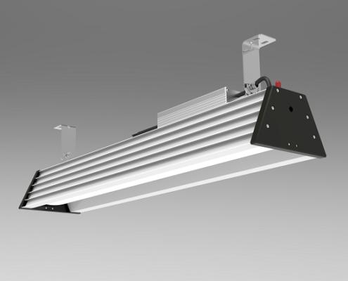 150W 3 foot high bay shop lights 120-277v | TUBU