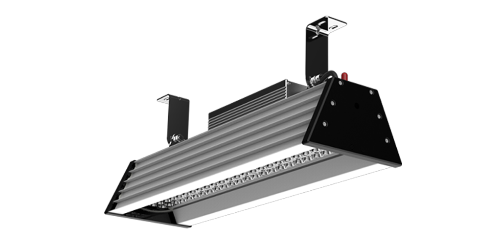 Heat Resistant Led Linear High Bay Fixtures Tubu