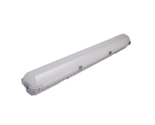 5ft led vapor tight 50w with microwave sensor