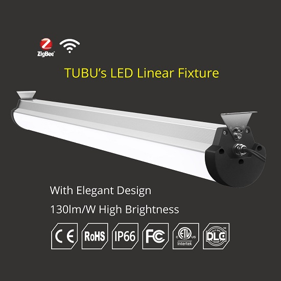 led vapour proof light fittings ip66 | TUBU