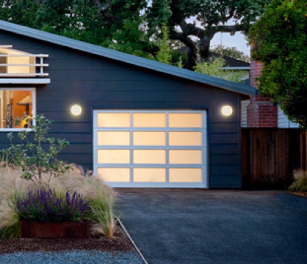 LED bulkhead light installed at outdoor | TUBU