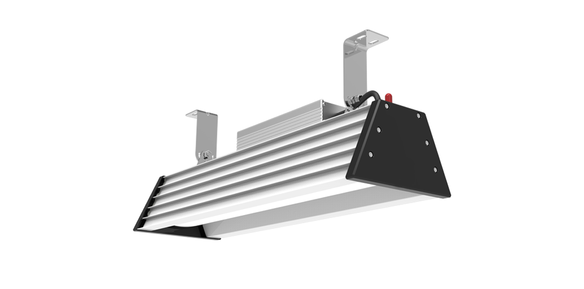 industrial lighting with smart control