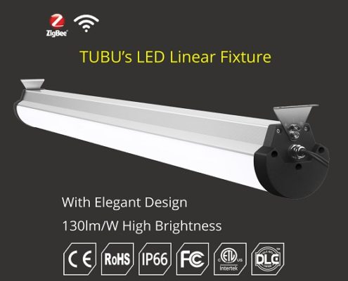 waterproof light fixture ip66 | TUBU