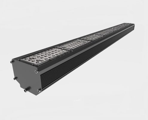 180W dimmable led high bay lights
