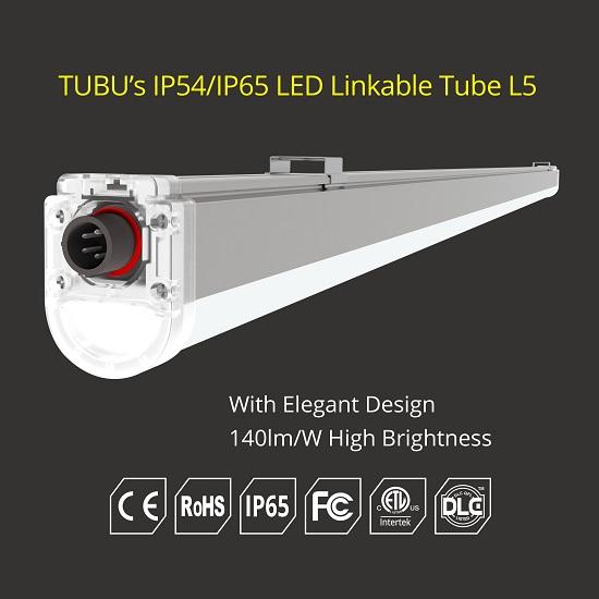 led vapor tight linear fixtures | TUBU