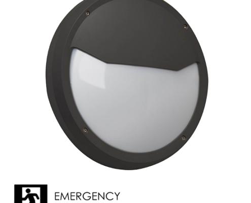 led Bulkhead Emergency Light B2 IP65 | TUBU