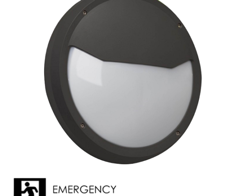 led Bulkhead Emergency Light B2 IP65 | TUBU