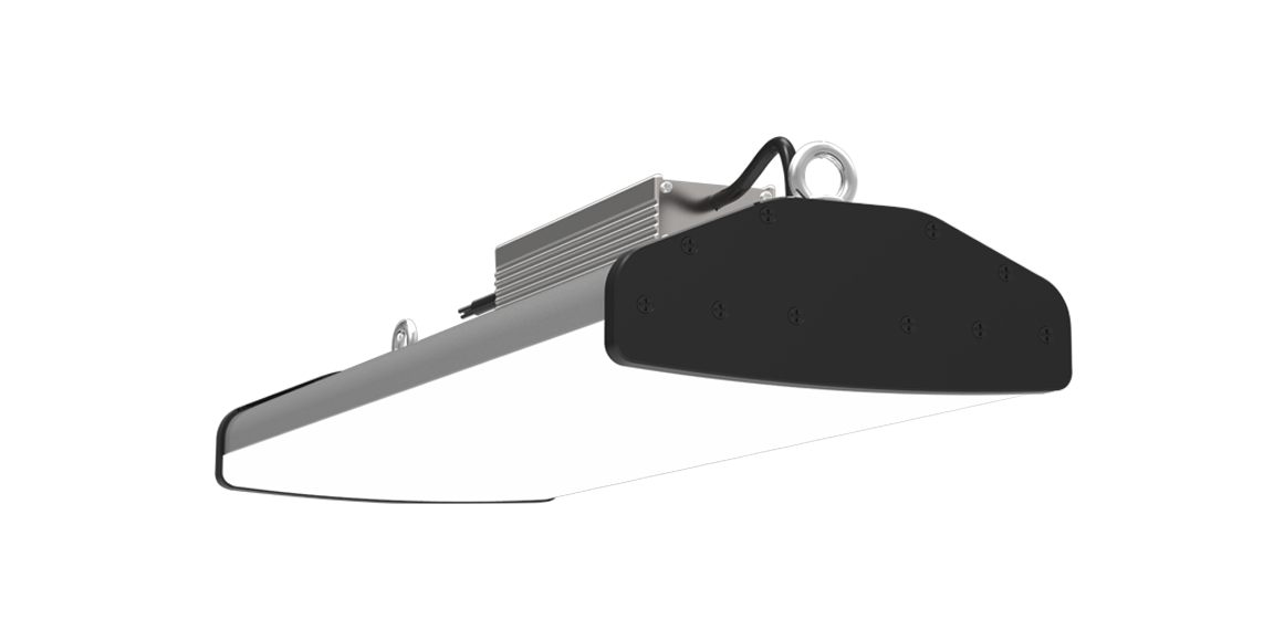 affordable led high bay fixtures with meanwell driver