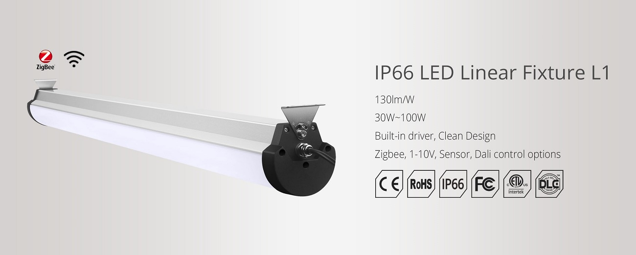 led tri-proof lights main features | TUBU