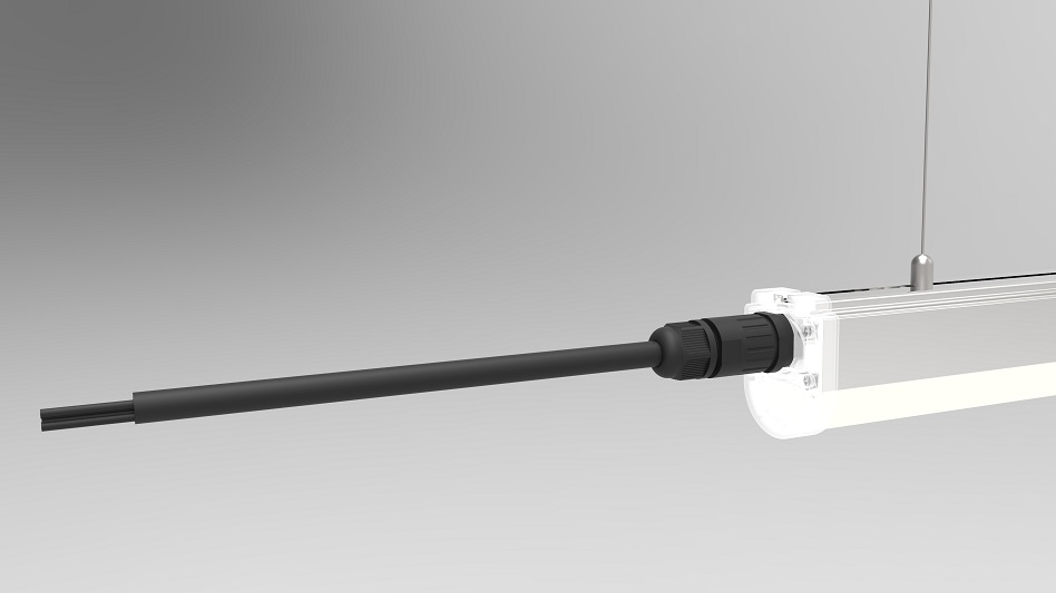 ip65 mini led tri-proof light
