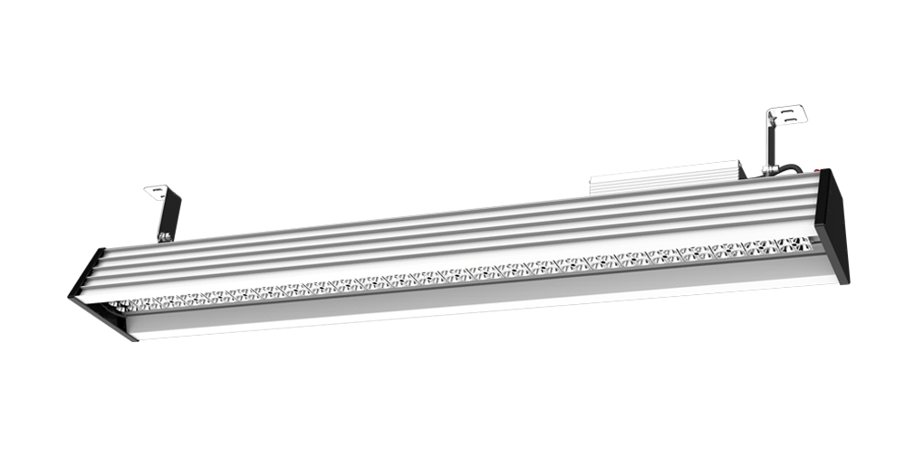 150 watt high ambient temperature 4ft LED linear high bay