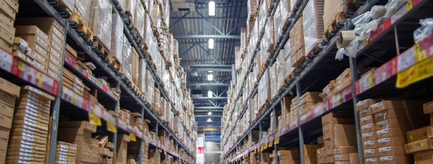 led linear high bay for Retail warehouse