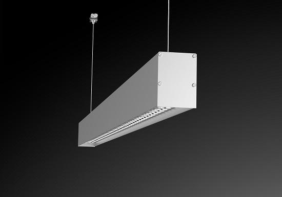 full spectrum led light cri97 ugr19 best for commercial