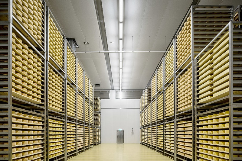 led linear high bay for cold storage