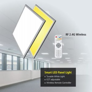 cct adjustable led panel