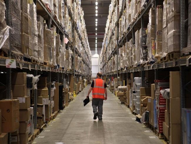 indoor warehouse lighting