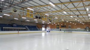 ice and hockey lighting design