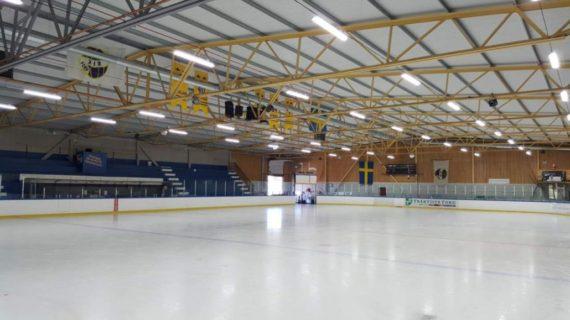 ice and hockey lighting design