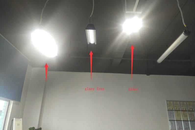 glare free led high bay ugr22