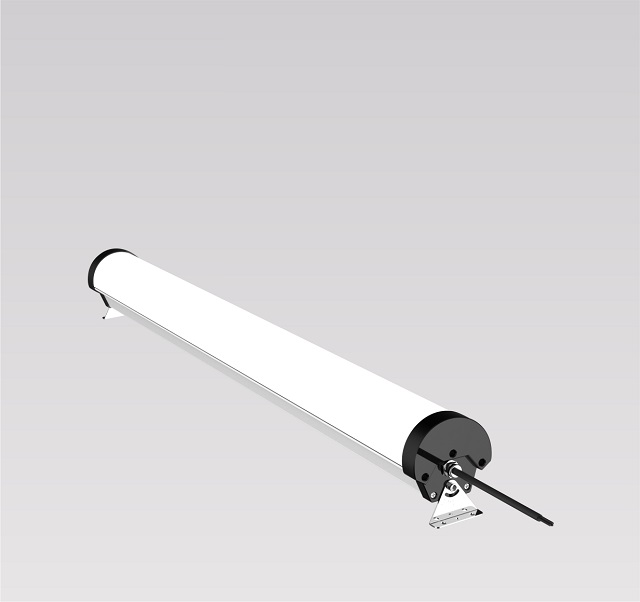 8ft LED vapor tight fixture