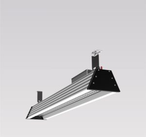high ambient temperature led linear high bay