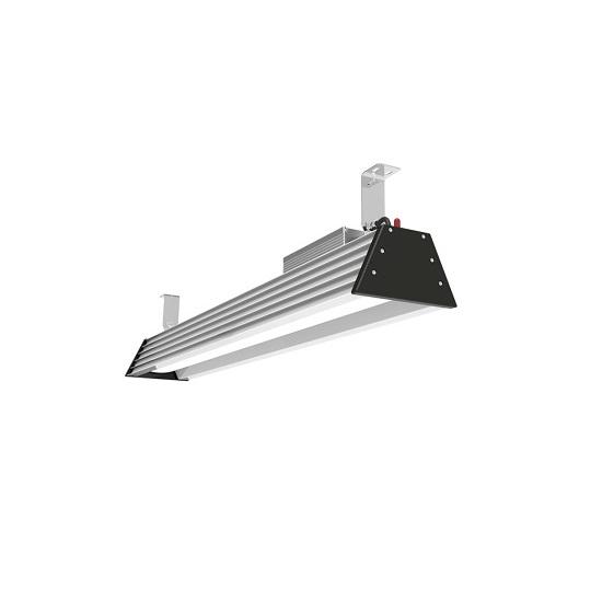 linear LED warehouse lighting fixture
