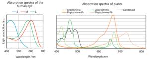 Grow lights vs Human-centric lighting