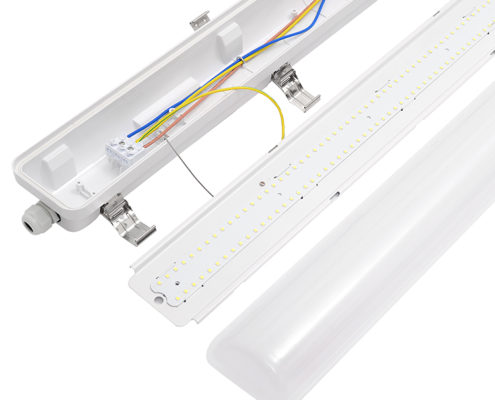 tri-proof led lighting
